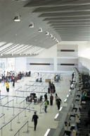perth Airport Terminal 1 Check in area
