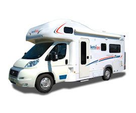 Around Australia Motorhomes - 4 Berth Campervan Hire