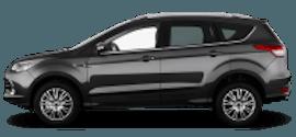 Avis Ford Kuga SUV Hire