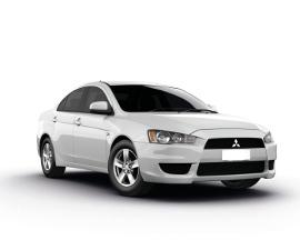 Dollar Mitsubishi Lancer Car hire