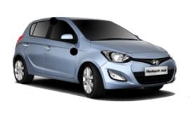 Redspot Hyundai i20 Car Hire